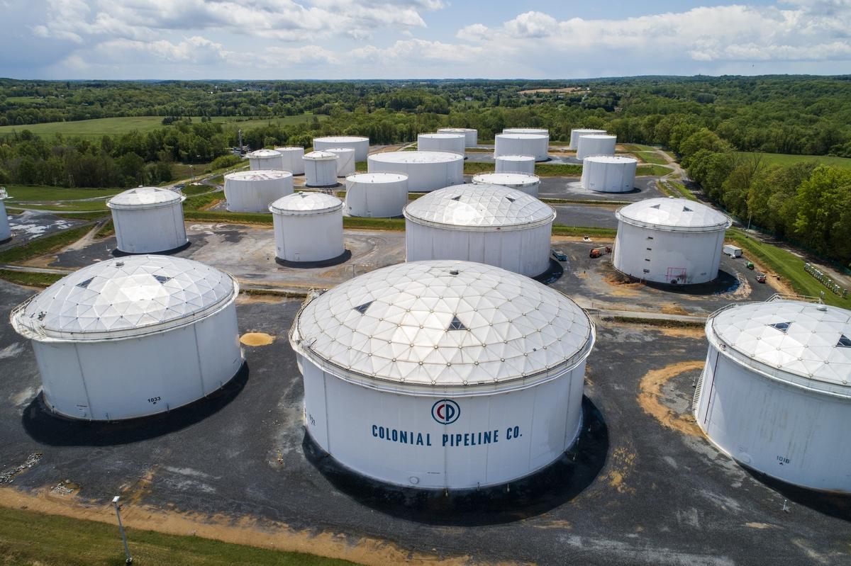 Unos hackers cierran el oleoducto que transporta la tercera parte de la gasolina de EEUU y piden un rescate
